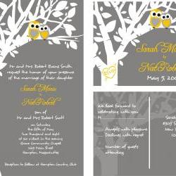 Cutom Budget Wedding Invitations